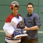 Meilleur gardien ligue hockey cosom amicale