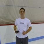 Trophée Mystère ligue amicale mixte hockey balle