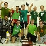 Ligue de hockey cosom amicale mixte