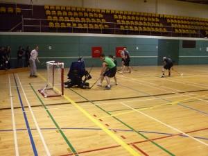 Joueurs hockey cosom Montréal