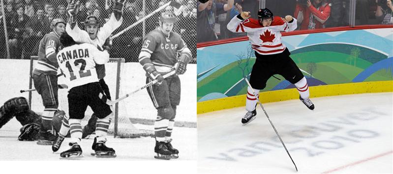 But glorieux de hockey cosom à Montréal