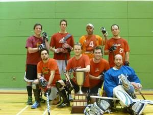Ligue hockey cosom, hockey balle Montréal