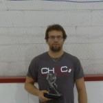 Ligue de hockey cosom amical mardi soir Montréal
