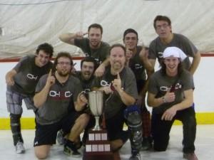 Ligue de hockey cosom, hockey balle amical Montreal, mardi dimanche