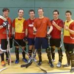Hockey balle Montréal ligue