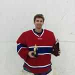 Meilleur gardien ligue de hockey balle à Montréal