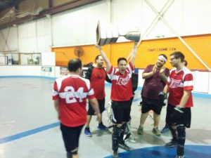 ligue hockey cosom montreal