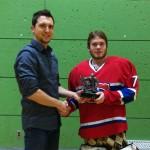 Meilleur gardien ligue amicale hockey cosom mixte