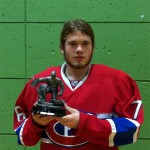 Meilleur gardien ligue amicale mixte hockey cosom