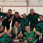 Inscriptions joueurs gardiens ligue hockey cosom hockey balle Montreal