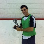 Printemps 2012, gagnants de ligue de hockey balle
