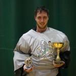 MVP et Meilleur Gardien - A - Philippe Croteau