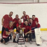 Champions ligue hockey cosom, hockey balle