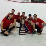 Champions ligue amicale de hockey balle Montréal