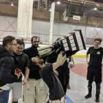 Champions ligue choix de hockey cosom repechage a montreal