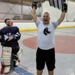 Ligue hockey cosom montreal amicale hockey balle (10)